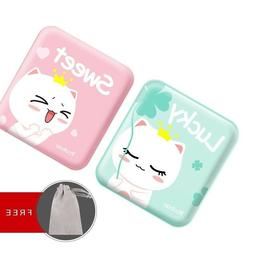 10000mah Cute Powerbank Portable Mobile Charger For iPhone 7