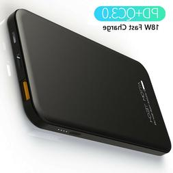 10000mAh USC C Power Delivery/Quick Charge QC 3.0 Dual Fast