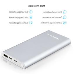 12000mAh Battery Charger Power Bank Lightning/Type C/USB Out