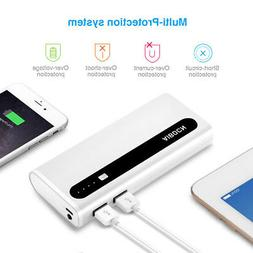 12000mAh External Power Bank Lightning USB Battery Charger f