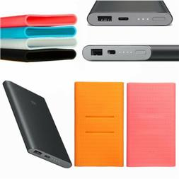 1pc Mobile Power Bank Charger Battery Case Cover For MI Xiao