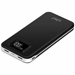 ToHLo 20000mAh Power Bank External Portable Charger Battery
