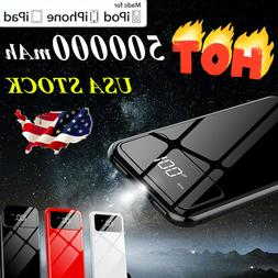 2019 Universal Power Bank 500000mAh Fast Charging External B