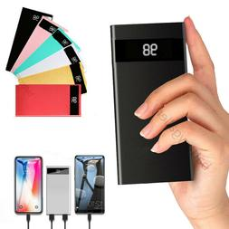 2020 New Portable External Battery Huge Capacity Power Bank
