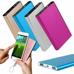 20X Ultrathin 30000mAh External Battery Charger Power Bank f