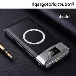 30000mAh <font><b>Qi</b></font> Wireless <font><b>Charger</b