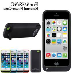 4200mah Battery Charger Case Charging Cover Power Bank for i