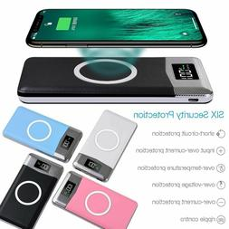 500000mah power bank qi wireless charging 2
