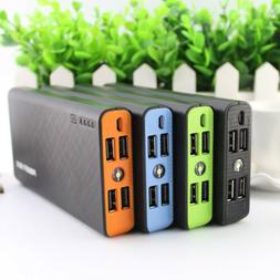 50000mAh External Battery Charger Portable Power Bank For Ce