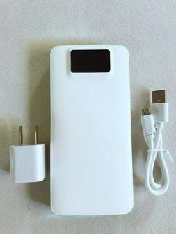 50000mAh LCD Power Bank External Battery Charger For Cell Ph