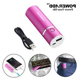 5000mAh Portable External Battery USB Slim Power Bank Pack C