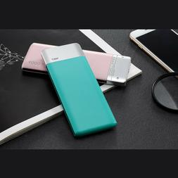 6000mAh Portable Fast Charge External Battery Power Bank For