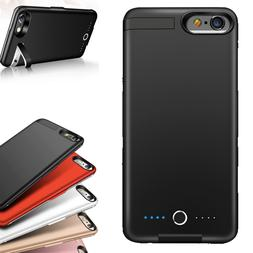 8000mAh Battery Charging Case Power Bank Charger Cover For i