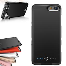 8000mAh Charging Battery Power Bank Charger Case Cover for i