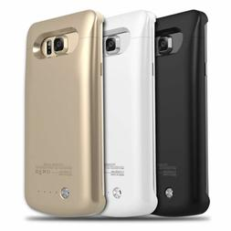 Power Bank Backup Battery Charger Case for Samsung Galaxy S6