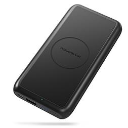 Wireless Portable Charger RAVPower 10000mAh External Wireles