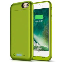 For Apple iPhone 7 4500mAh Battery Pack Case Slim Charger Po
