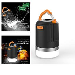 LED Camping Lantern,Portable Ultra Bright Outdoor Lamp & 880