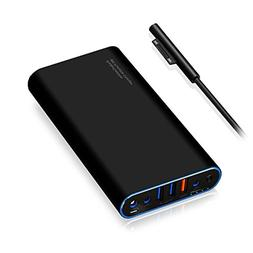 PoderCamino 98Wh Carry on MS Portable Charger Power Bank Ext
