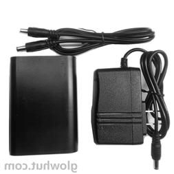 5 volt 12 V dual output box for 18650 flat top lithium ion r