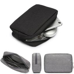 Electronic USB Cable Storage Power Bank Case Bag Hard Drive