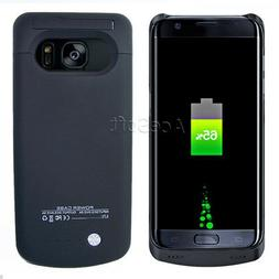 External Back Battery Case Charger Cover Power Bank For Sams