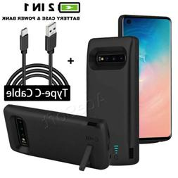External Battery Power Bank Charging Case w/ Type-C Cable fo