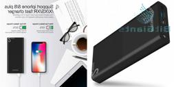 Fast Charging Power Bank - Type C 20000mah Portable Charger