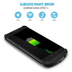 For Samsung Galaxy S6 edge/Plus External Battery Backup Case