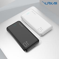 RAXFLY <font><b>10000mAh</b></font> <font><b>Power</b></font