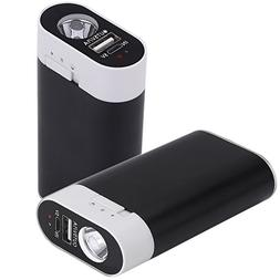Ewarmer Hand Warmers/Power Bank 5200mAh, Rechargeable Hand W