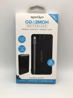 myCharge Home&Go Portable Charger 4000mAh Power Bank iPhone