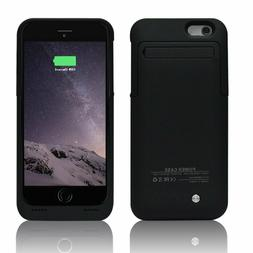 For iPhone 6/6S 3500mAh Battery Case External Power Bank Bac