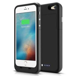 External Battery Charging Case Power Bank Charger Cover Fit