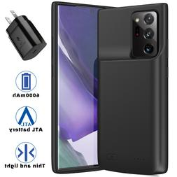 For iPhone SE 2/7/8 Plus Battery Charger Case Power Bank Bac