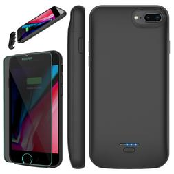 For iPhone 7 / 8 Plus Battery Charging Case Power Bank Charg