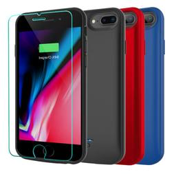 For iPhone 7 / 8 Plus External Battery Charging Case Power B