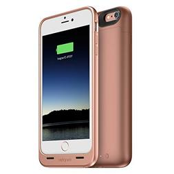 Mophie Juice Pack Battery Case for iPhone 6 Plus/6S Plus, Ro