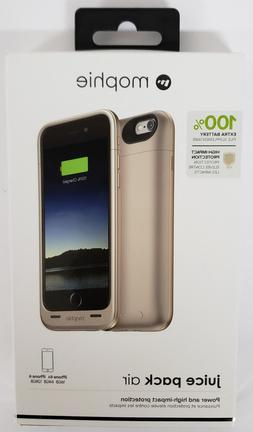 Mophie Juice Pack Air 100% Battery Case 2750mAh for Apple iP