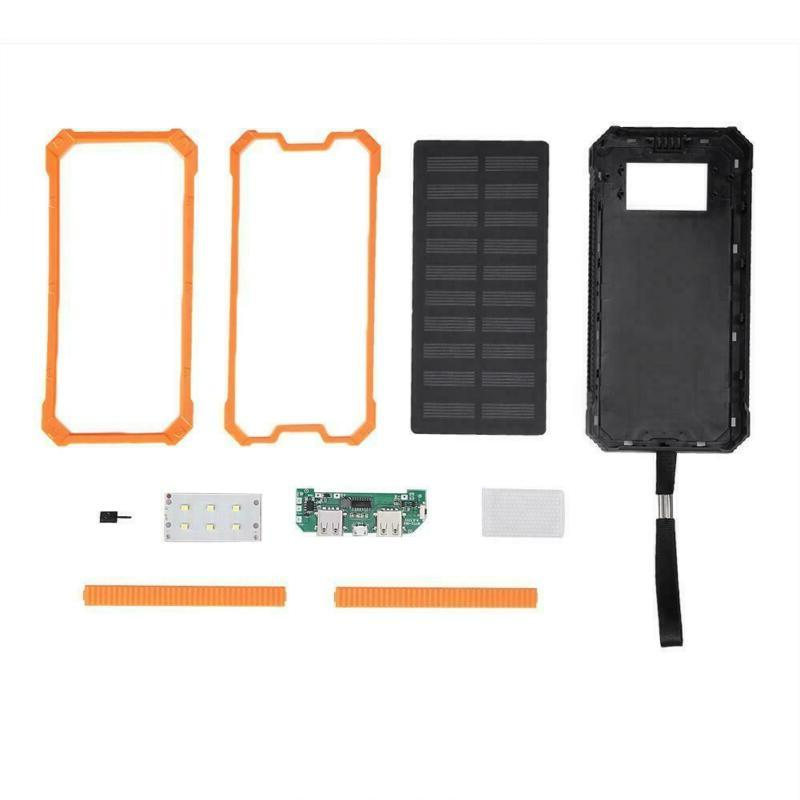 100000mAh Solar Bank Pack Charger for Hot