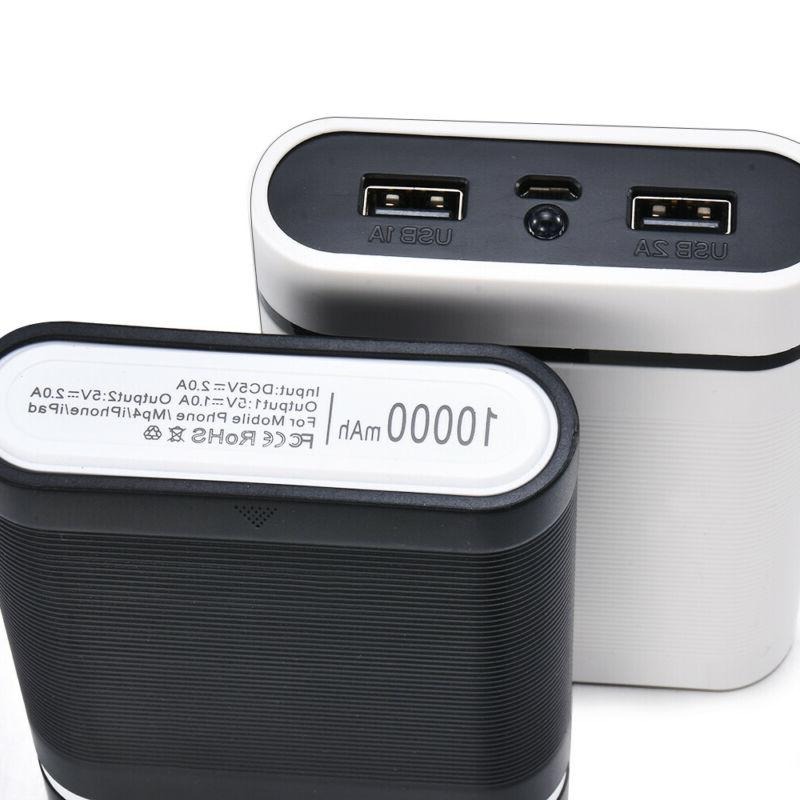 100000mAh Power Backup Charger Battery Case