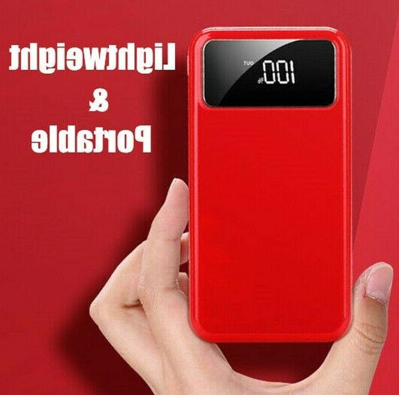 100000mAh Portable Pack Battery Phone 2019