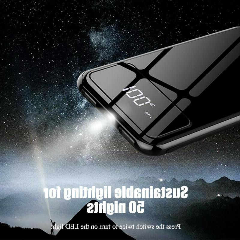 100000mAh Power Bank Pack Phone