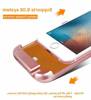 10000mAh Adapter Battery Case For /7+ 6s