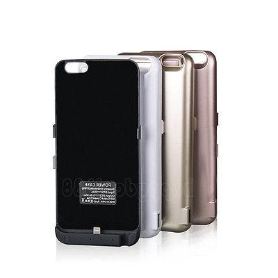 10000mAh Adapter Charger Case For /7+