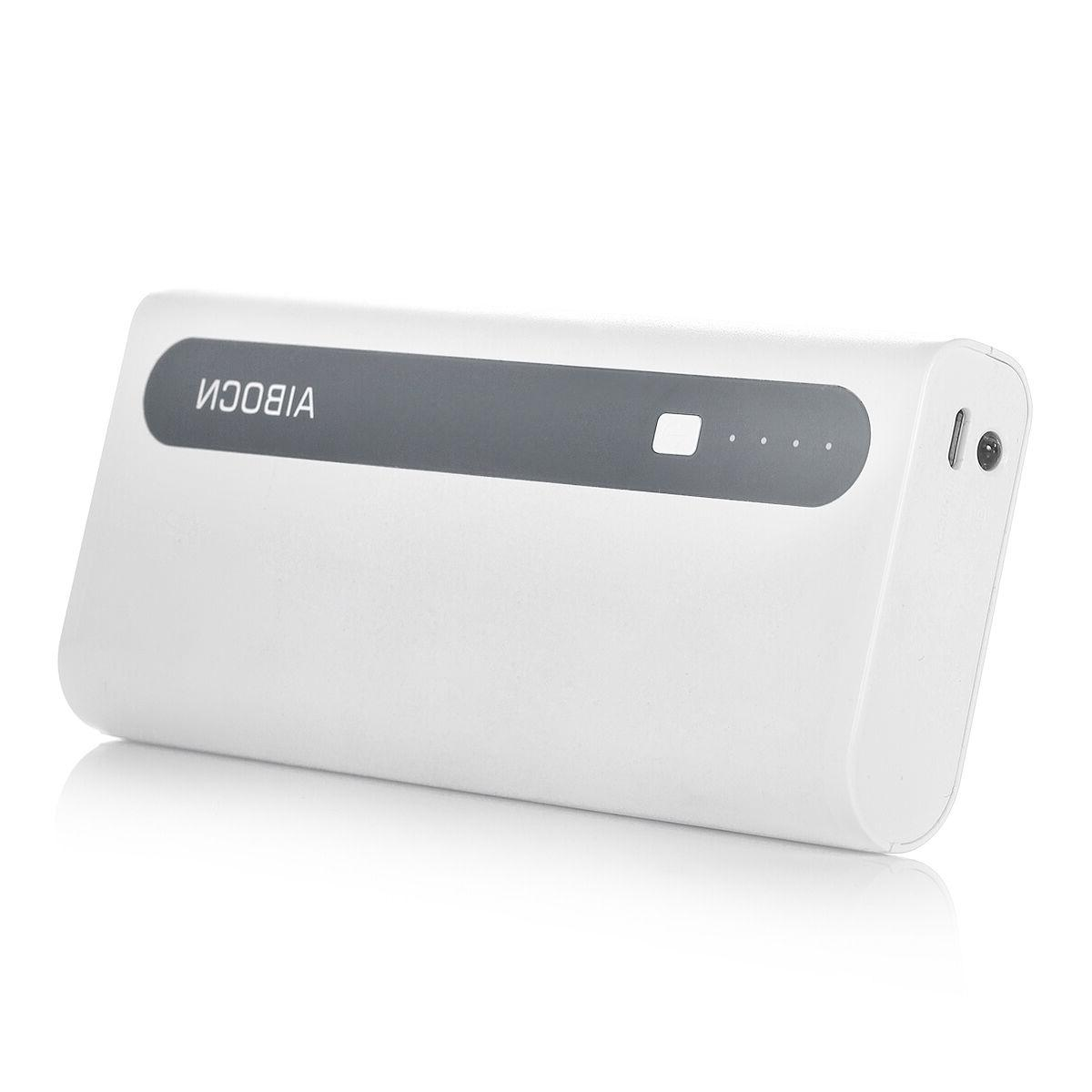 Aibocn 10000mAh Portable Battery Charger iPhone