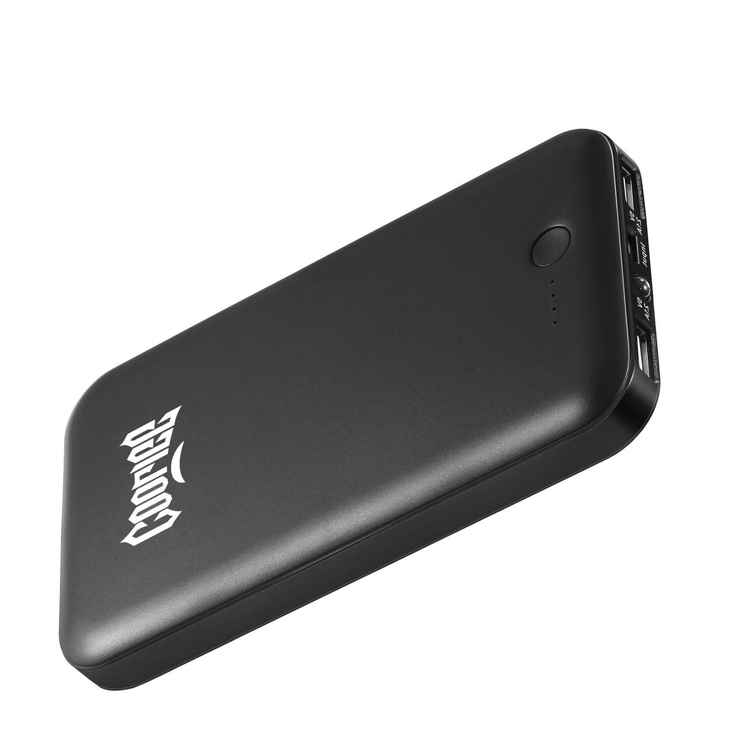 Cooligg 10000mAh Portable Battery for Phone