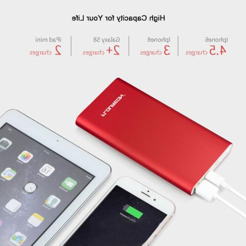 12000mAh Power Type C Charger X