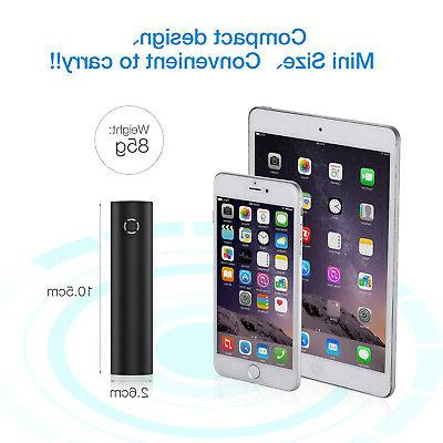 Ultra Slim 5000mAh Battery Portable Charger iPhone