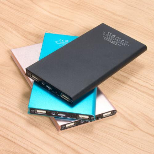 20000mAh USB Charger Power Bank Battery For